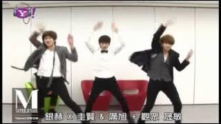 getlinkyoutube.com-110618 SJ-M x Yahoo! (銀赫 Eunhyuk & 奎贤 Kyuhyun + 晟敏 Sungmin & 厉旭 Ryeowook) [Part 5]