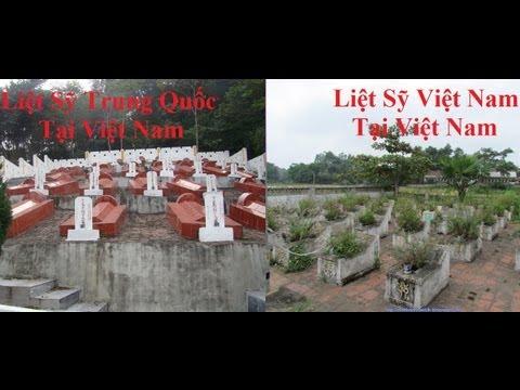 So Sánh: Nghĩa Trang Liệt Sỹ Trung Quốc và Liệt Sỹ Việt Nam Trên Đất Việt