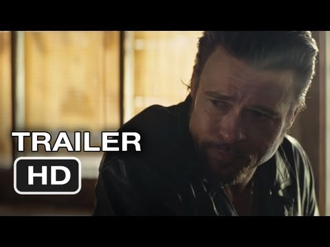 Killing Them Softly Official Trailer #1 (2012) Brad Pitt Movie HD