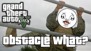 getlinkyoutube.com-GTA V: OBSTACLE COURSE! (GTA 5 Online Funny Moments)