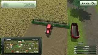 getlinkyoutube.com-Zagrajmy w Farming Simulator 2013 na multiplayer #18 - Żniwa.