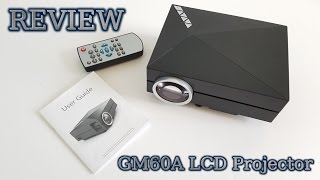 GM60A LCD Projector REVIEW