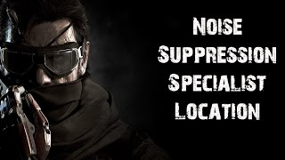 getlinkyoutube.com-Metal Gear Solid 5 The Phantom Pain - Noise Suppression Specialist Location