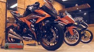 New CBR150R CB150F โฉมใหม่ ไหนๆก็ช้าแล้ว ขอให้เหนือกว่าอินโดนีเซีย : motorcycle tv