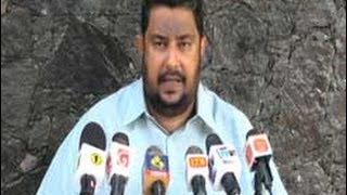 Muthuhettigama condemns rally at Galle Face Green