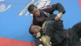WAR - Roberto CYBORG Abreu vs Bill Cooper - 2009 Grapplers Quest Black Belt Jiu Jitsu Finals