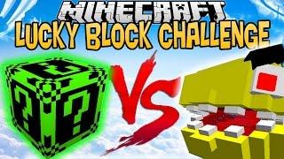 DARK NEON LUCKY BLOCK VS PACMAN !   LUCKY BLOCK CHALLENGE  [FR]