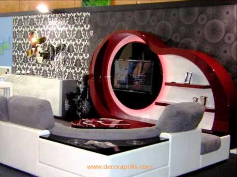 Muebles Minimalistas con un Diseño Exclusivo. Feria Mi Casa Ourense 2011 - JMA Group