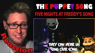 getlinkyoutube.com-THE PUPPET SONG by TryHardNinja REACTION! | HELPING HANDS |
