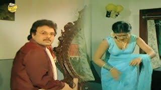 Vani Viswanath & Sharath Babu Romantic Comedy Scene | Telugu Comedy Scenes | Express Comedy Club