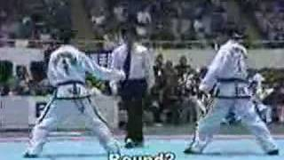 getlinkyoutube.com-Taekwondo Fantastic Kick