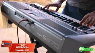getlinkyoutube.com-RITMO PA600 E PSR 670 GAROTA SAFADA