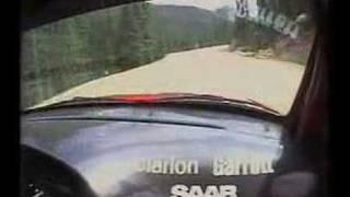 getlinkyoutube.com-Pikes Peak Per Eklund 850 Bhp SAAB rallycross  [in-car]