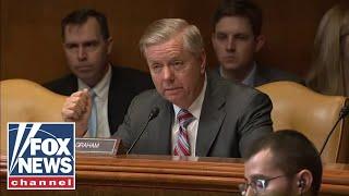 Graham grills Barr over Obama DOJ surveillance of Trump team