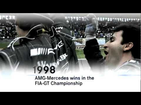 Mercedes-Benz AMG 1967 To 2010 Trailer