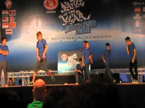 BOTY South Asia 2011 - Everest Crew (Nepal)