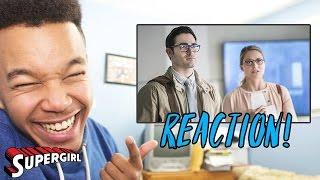 "getlinkyoutube.com-Supergirl Season 2 Episode 1 ""The Adventures of Supergirl"" REACTION!"