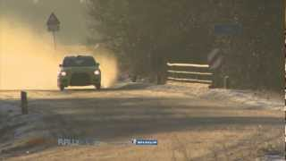 Vido Shakedown - 2013 ERC Rally Liepaja-Ventspils
