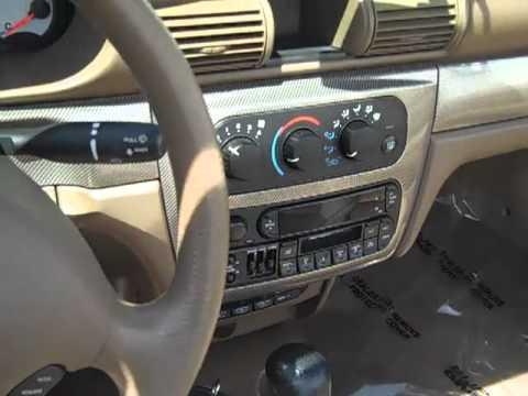 Walk Around Video for Eva Ihrahim on a 2002 Chrysler Sebring