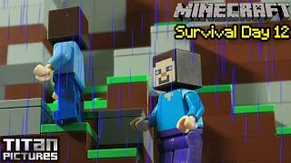 getlinkyoutube.com-Lego Minecraft Survival 12