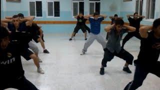 تدريب قتال شوارع مع المدرب أكرم أبو عيهور - حلحول