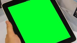 getlinkyoutube.com-ipad in green screen footage