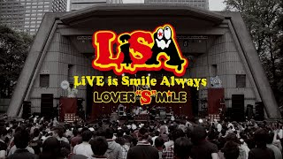 "LiSA   LiVE is Smile Always ~LOVER""S""MiLE~"