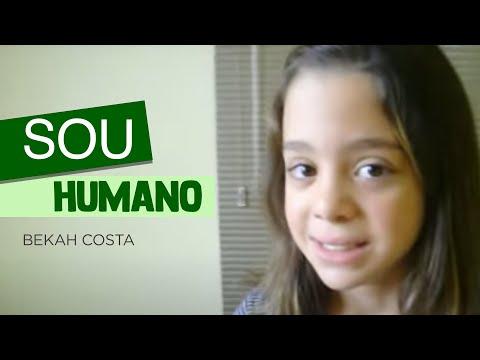 Sou Humano Bruna Karla - Rebecca Garcia (cover)