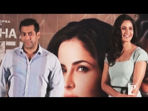 Mashallah Song Launch Event  - Salman Khan &amp; Katrina Kaif - Part 1 - Ek Tha Tiger