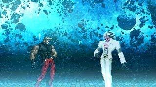 getlinkyoutube.com-[KOF Mugen] Omega Rugal vs Magaki (오메가 루갈 vs 마가키)