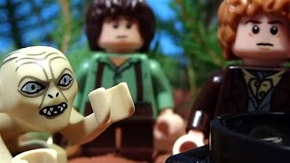 getlinkyoutube.com-Lego Lord of the Rings Mashed Taters