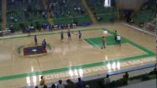 getlinkyoutube.com-El Salvador vs Nicaragua - Balonmano Juegos Centroamericanos San José2013 Parte 1