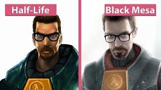 getlinkyoutube.com-Half-Life vs. Black Mesa Graphics Comparison [60fps][FullHD|1080p]