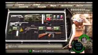 getlinkyoutube.com-Resident Evil 4 Modo Imposible Ashley PS2 PART 28