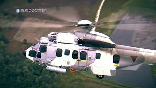getlinkyoutube.com-Airbus Helicopters - EC725 Cougar Multi-Mission Helicopter Live Firing [1080p]