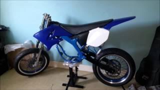 getlinkyoutube.com-Projet Yamaha DT Repliqua YZ