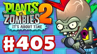 getlinkyoutube.com-Plants vs. Zombies 2: It's About Time - Gameplay Walkthrough Part 405 - Zombot Multi-stage Masher