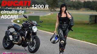 getlinkyoutube.com-Ducati Monster 1200R 2016 - Presentación internacional