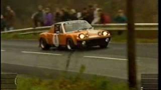Porsche 914 Rally Racing, Bjorn Waldegard view on youtube.com tube online.