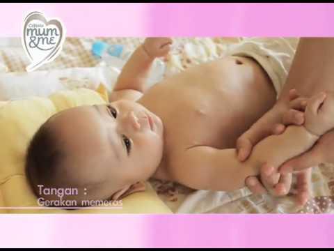 Pijat Bayi 2 - Cussons Mum & Me