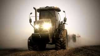 Challenger MT700E Series Tracked Tractors