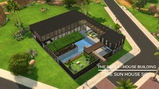 getlinkyoutube.com-The Sims 4 - House Building - The Sun House SQ