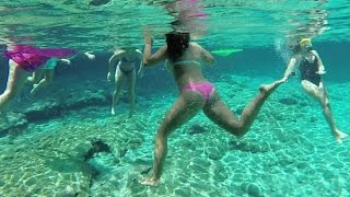 getlinkyoutube.com-Ginnie Springs Cave Diving and Tubing