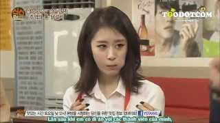 getlinkyoutube.com-T-ara's Jiyeon - Eating master !!!