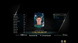 STILL EXPENSIVE SERIAL PRODUCT OPENING - FIFA ONLINE 3