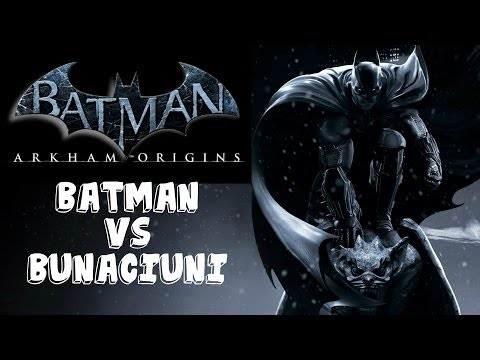 Batman Arkahm Origins - Batman vs Bunaciuni  PC/HD
