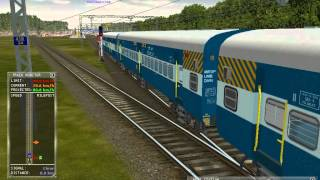 getlinkyoutube.com-MSTS/IRTS: ISLAND EXP on KERALA V2 ROUTE