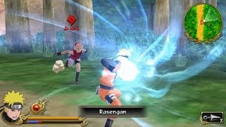 getlinkyoutube.com-PPSSPP Emulator 0.9.8 | Naruto Shippuden: Legends: Akatsuki Rising [1080p HD] | Sony PSP