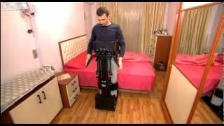 getlinkyoutube.com-New device makes wheelchairs obsolete