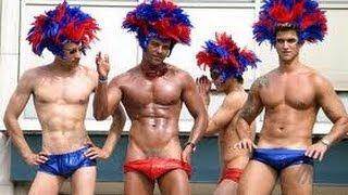getlinkyoutube.com-West Hollywood Gay Pride Parade 2012 - Celebrating Lesbians, Gays, Bisexuals & Transgenders
